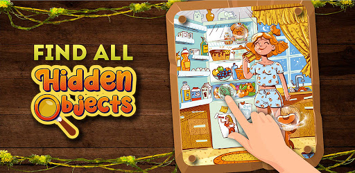 Hidden Objects - Puzzle Game modavailable screenshots 20