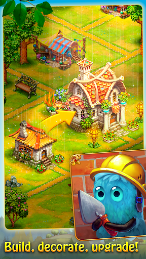 Charm Farm: Village Games. Magic Forest Adventure. 1.143.0 pic 2
