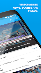 ESPNCricinfo – Live Cricket Scores, News & Videos 2