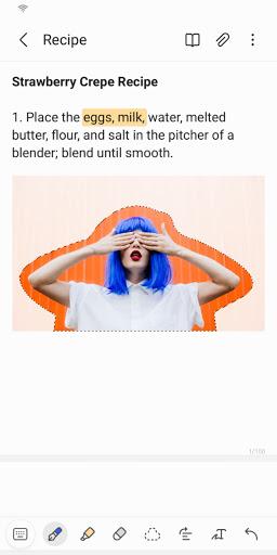 Samsung Notes  screenshots 4