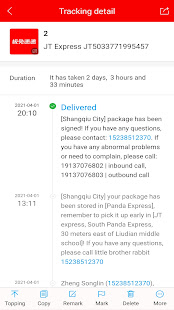 TrackPackages - Tracking Global Parcel Tracking