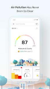 Air Quality Index, Pollen & Fires - BreezoMeter