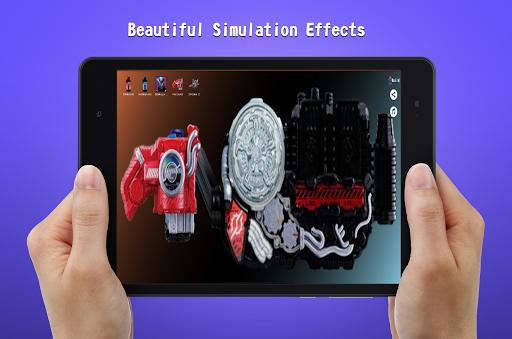 DX Henshin Belt for Build Henshin  screenshots 12