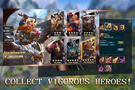 Kingdoms Mobile - Total Clash  screenshots 3