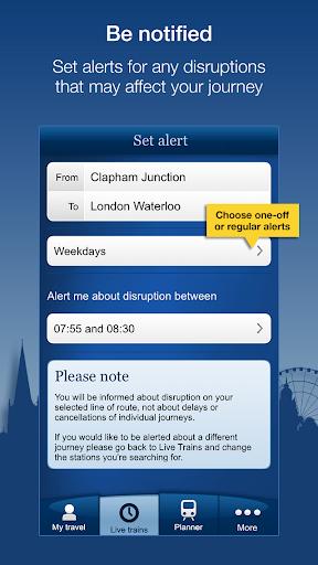 National Rail Enquiries 9.4.9 Screenshots 2