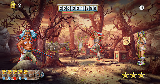 Mad Bullets: The Rail Shooter Arcade Game screenshots 21
