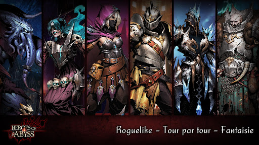 Télécharger Heroes of Abyss apk mod screenshots 1