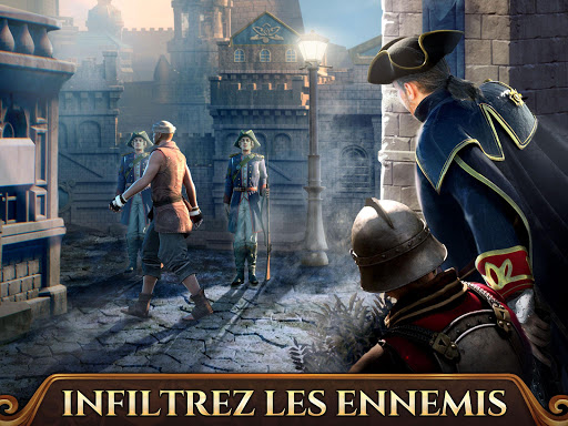 Guns of Glory : le Masque de fer APK MOD (Astuce) screenshots 3