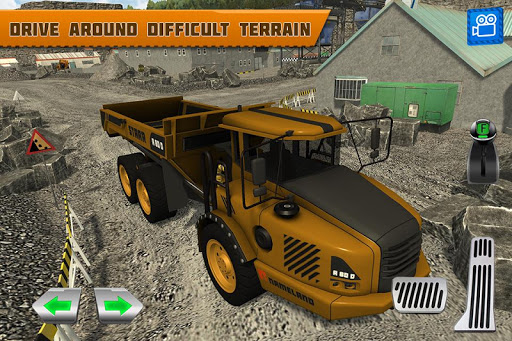 Quarry Driver 3: Giant Trucks 1.2 screenshots 4