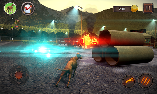 Greyhound Dog Simulator android2mod screenshots 5