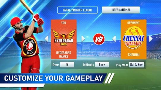 T20 Cricket Champions 3D Mod Apk (Unlimited Golds) 6
