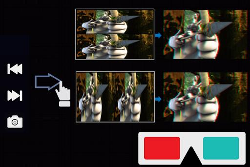 DiME 3D Player screenshots 1