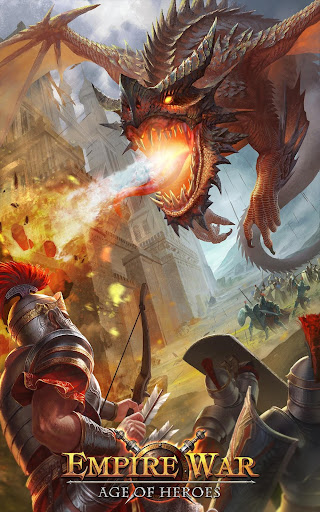 Empire War: Age of hero 9.904.1 screenshots 1