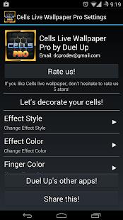 Cells Live Wallpaper Free
