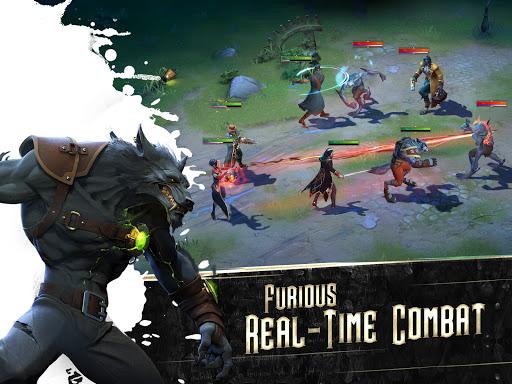 Heroes of the Darku2122  screenshots 8