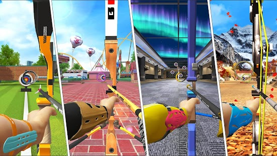 Archery Battle 3D Screenshot