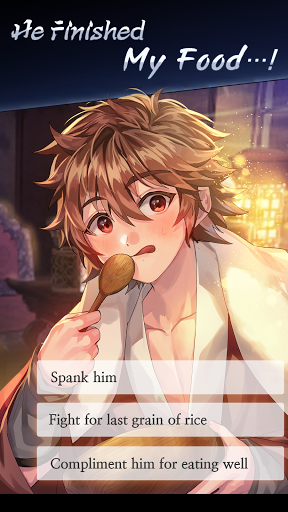 Time Of The Dead : Fantasy Romance Thriller Otome 1.1.0 screenshots 4