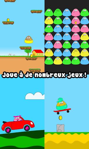 Pou APK MOD – Pièces de Monnaie Illimitées (Astuce) screenshots hack proof 2