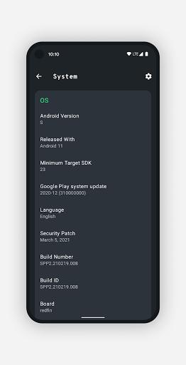 Inware  screenshots 2