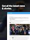 screenshot of ESPNCricinfo - Live Cricket Scores, News & Videos