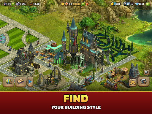Elvenar - Fantasy Kingdom 1.119.5 screenshots 23