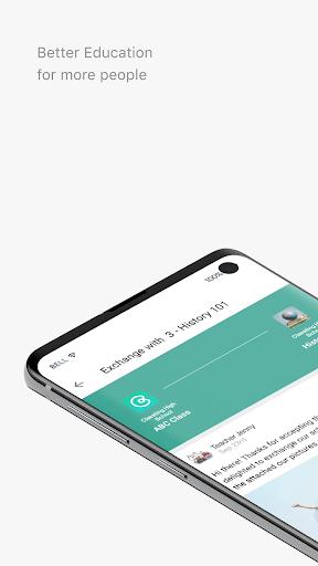 Classting - Online Classroom android2mod screenshots 1
