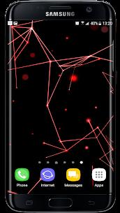 Plexus Particles 3D Live Wallpaper APK 4