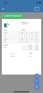 Receipt & Invoice