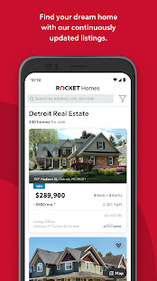 Rocket Homes Real Estate