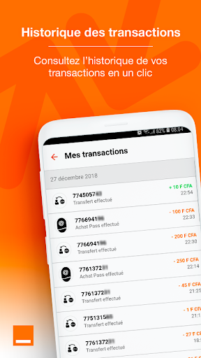 Orange Money Su00e9nu00e9gal  screenshots 6