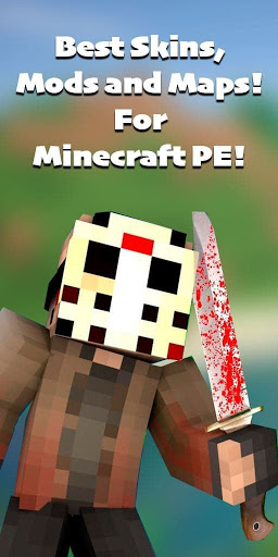 Mods, Skins, Maps for Minecraft PE screenshots 1