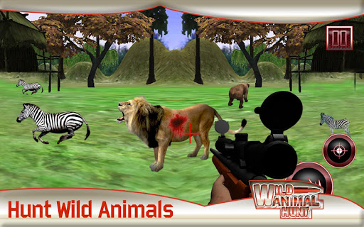 Wild Animal Hunt : Jungle For PC Windows (7, 8, 10, 10X) & Mac Computer Image Number- 8