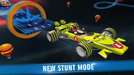 Impossible Formula Jet Car Racing Stunts  screenshots 13