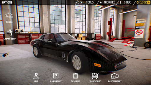 Car Mechanic Simulator 1.3.8 screenshots 7
