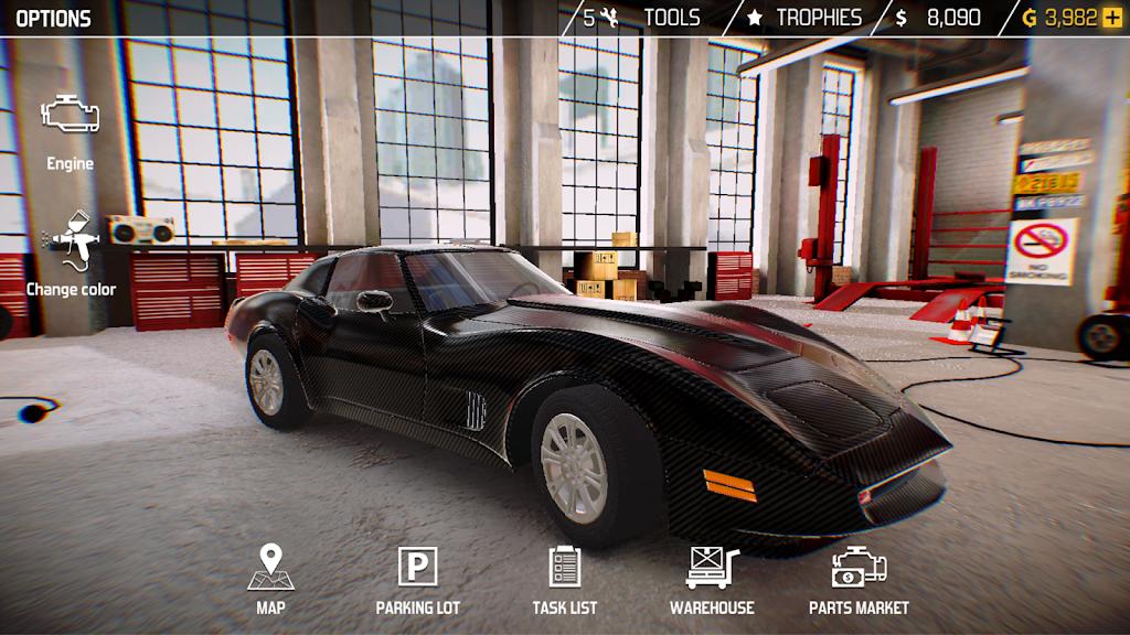 Car Mechanic Simulator  poster 6
