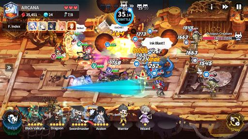 Arcana Tactics  screenshots 6