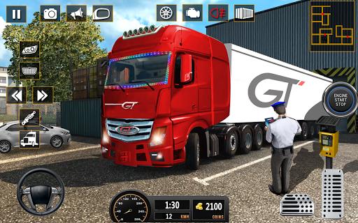 Truck Parking 2020: Prado Parking Simulator 0.1 screenshots 1