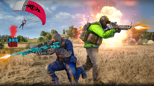 FPS Commando Shooter 3D - Free Shooting Games apklade screenshots 1