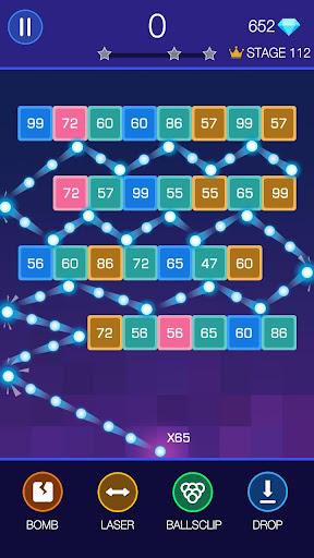 Bricks Breaker - Glow Balls 1.20.208 Screenshots 2