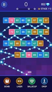 Bricks Breaker – Glow Balls 2