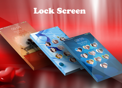 love keypad lockscreen  For Pc | How To Install (Download Windows 10, 8, 7) 1