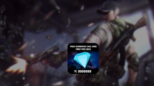 FF Master - Free Diamond Calculator and Guide 2021 screen 1
