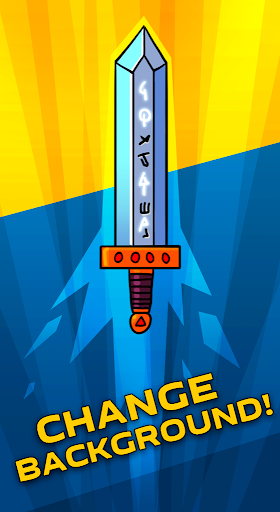 food cut  - knife throwing game screenshot 1