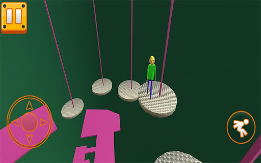 Baldi Classic Tower of Hell - Climb Adventure Game screenshots 2