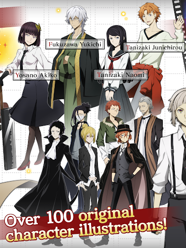 Bungo Stray Dogs: Tales of the Lost screenshots 9