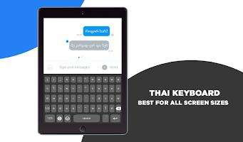 Thai Keyboard 2020: Easy Typing Keyboard