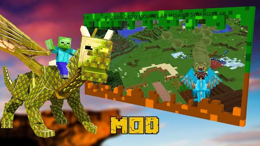 Zombie Dragon Mod windows 1