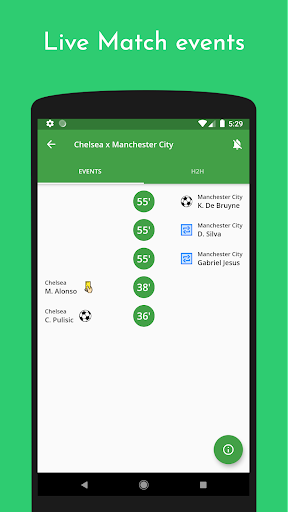 Foto do FootScores - Live football scores