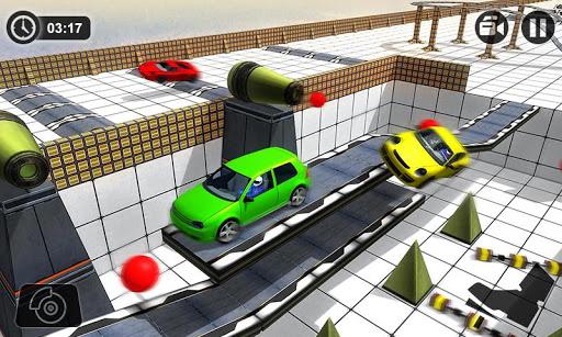 Derby Car Crash Stunts 2.1 Screenshots 4