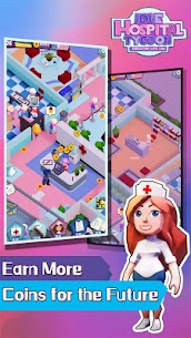 Idle Hospital Tycoon – Director Life Sim Mod Apk (Unlimited Gold/Diamond) 4